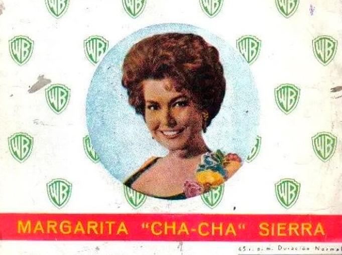 Margarita Sierra Cha Cha Twist