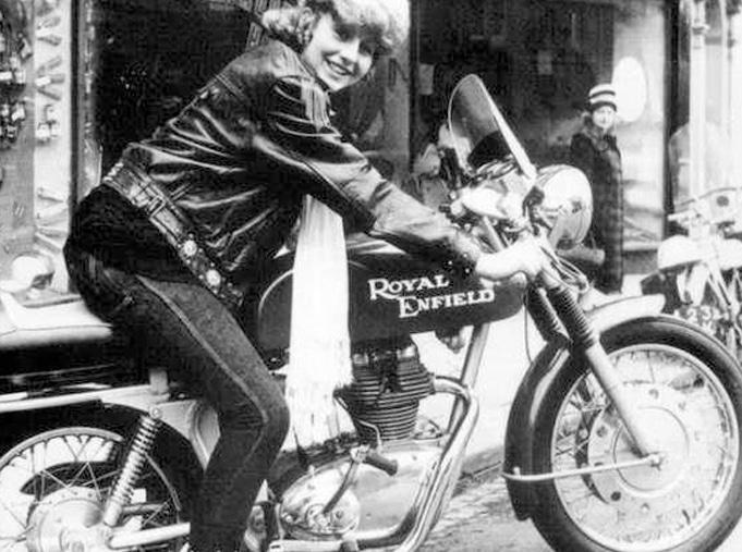 Ton Ups & Motorcycles