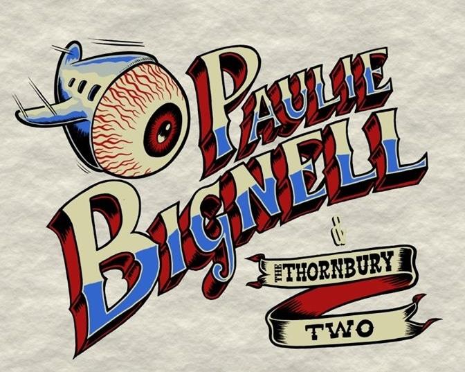 Paulie Bignell – Australian Rockin' Guitar Man