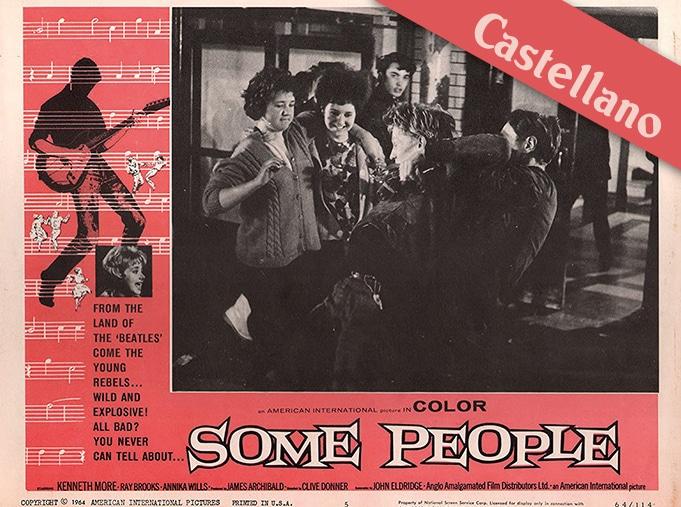 "Película ""Some People"" 1962"