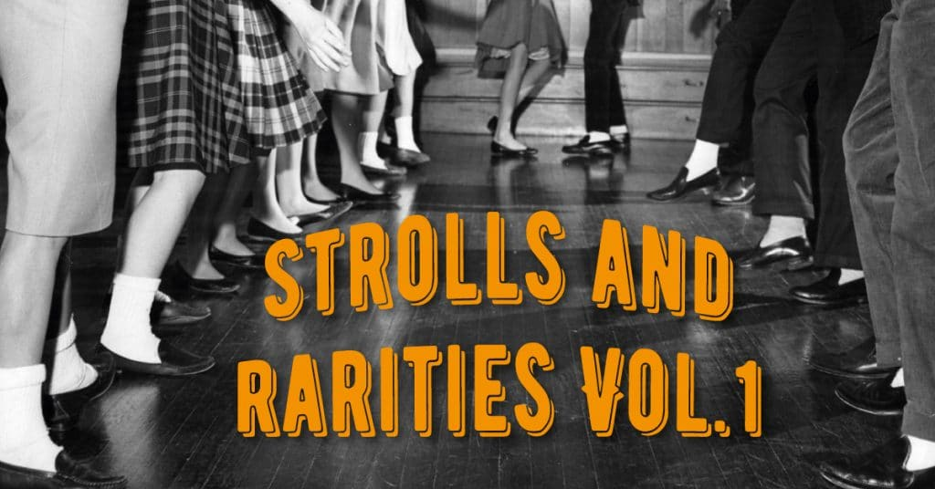 strolls and rarities vol 1 | poison ivy lovers | mixcloud