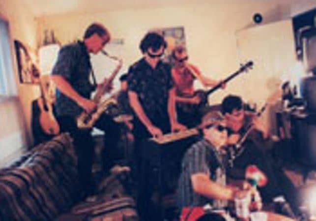 The Salamanders (Pre- Hi Risers) – Livestock In The Living Room