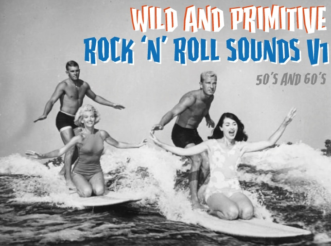 Wild And Primitive Rock And Roll Sounds Vol 1