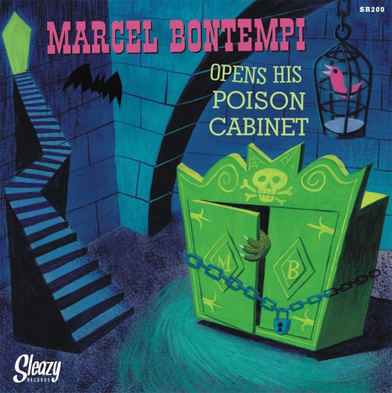 Marcel Bontempi – Handsome Girl/ Gonna Have Myself A Ball