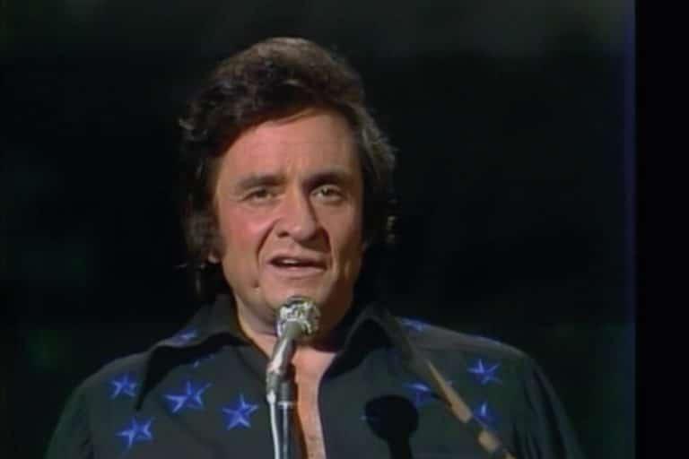 Country TV Show Season 5 Episode 21 Johnny Cash
