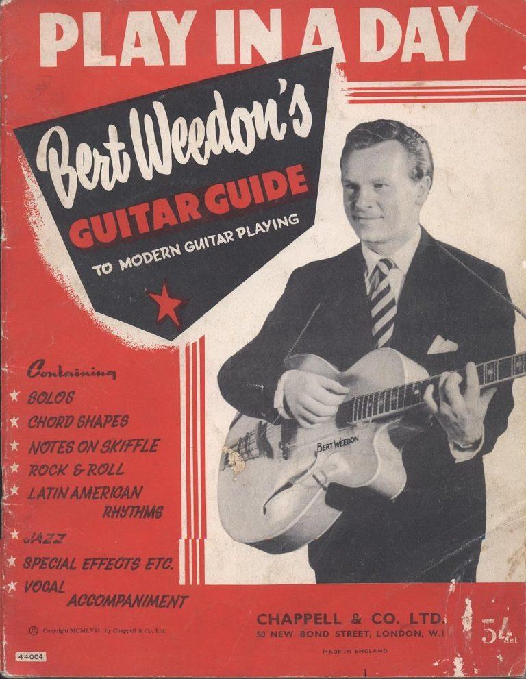 Bert Weedon (The British Les Paul)
